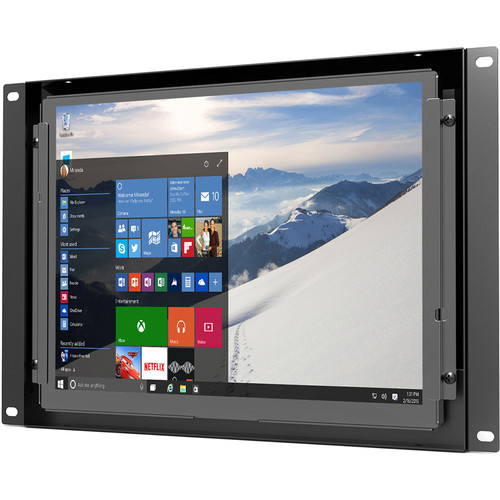 "Lilliput 10.4"" Industrial Touch Monitor with Open Frame Design"