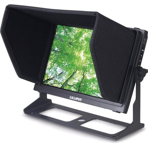 """Lilliput TM-1018/S 10.1"""" Touchscreen LED Backlit Camera Monitor with 3G-SDI Connection"""
