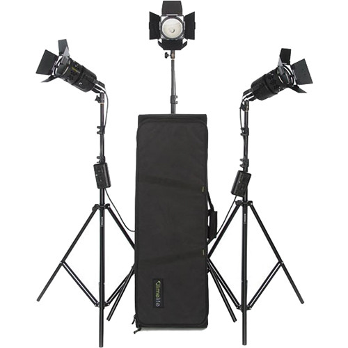 Limelite Pixel 300 3 Head Light Kit