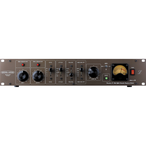 Lindell Audio 17X Single-Channel FET Compressor/Limiter