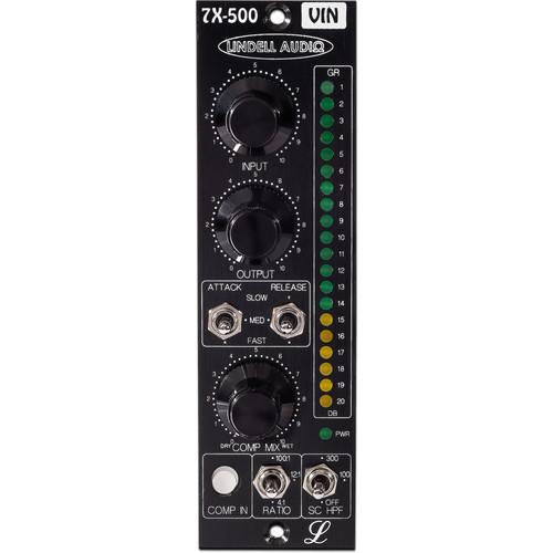 Lindell Audio 7X-500VIN Single-Channel Vintage Edition Compressor/Limiter