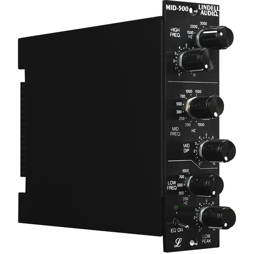 Lindell Audio MID-500 500-Series Passive EQ