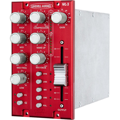 Lindell Audio WL-3 500-Series Channel Strip