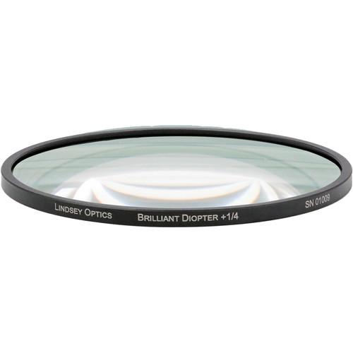 Lindsey Optics 138mm Brilliant Close-Up Diopter +1/4