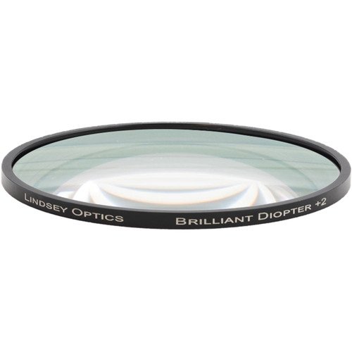 Lindsey Optics 138mm Brilliant Close-Up Diopter +2