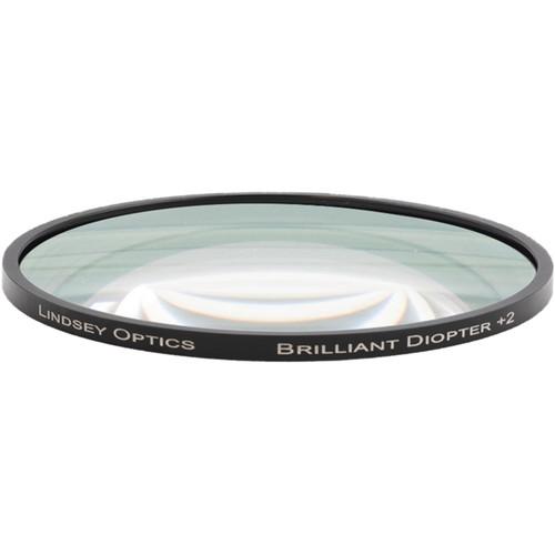 Lindsey Optics 138mm Brilliant Close-Up Diopter +2