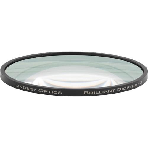 Lindsey Optics 138mm Brilliant Close-Up Diopter +3