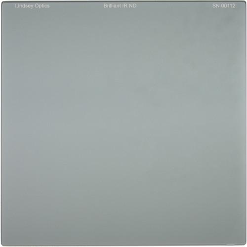 "Lindsey Optics 4 x 4"" Brilliant IR ND 0.3 Filter with Anti-Reflection Coating"