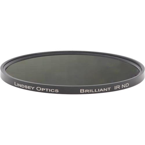"Lindsey Optics 4.5"" Round Brilliant IR ND 2.1 Filter with Anti-Reflection Coating"