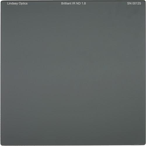 "Lindsey Optics 6.6 x 6.6"" Brilliant IR ND 1.8 Filter with Anti-Reflection Coating"