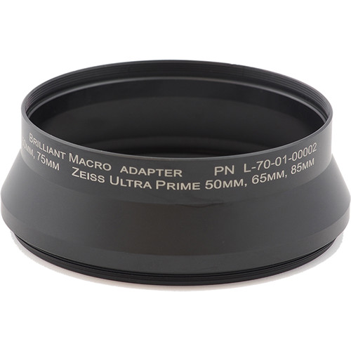 Lindsey Optics Adapter for Brilliant Lens (M100 x 0.75 x 37.5L)