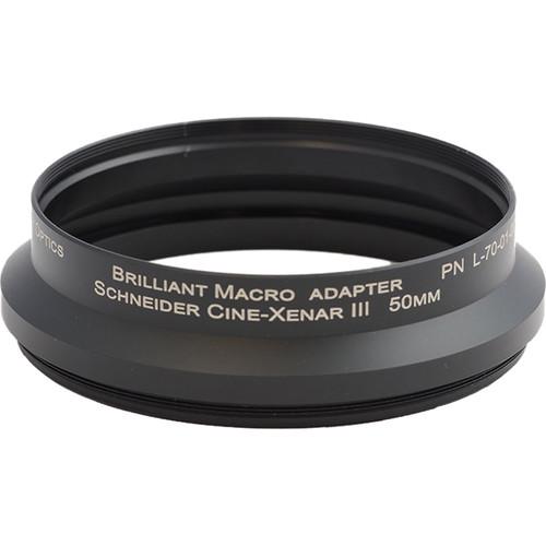 Lindsey Optics Adapter for Brilliant Lens (M100 x 0.75 x 23L)