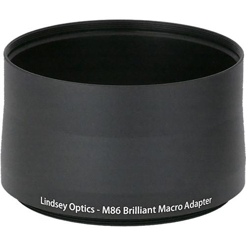 Lindsey Optics Adapter for Brilliant Lens (M77 x 0.75 x 56L)