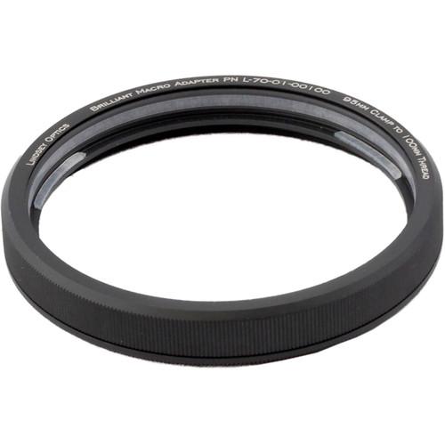 Lindsey Optics Brilliant Compression Ring Clamp (95mm Barrel to M100 x 0.75 Female)