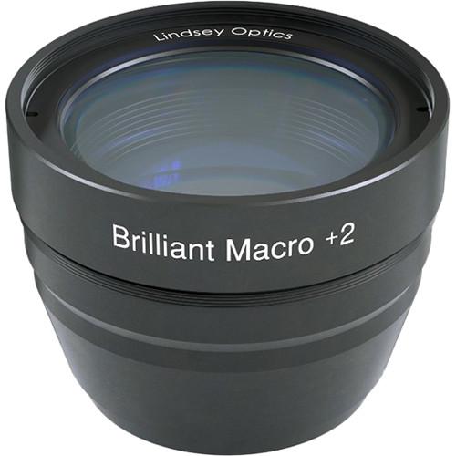 Lindsey Optics Brilliant Macro Attachment Lens +2
