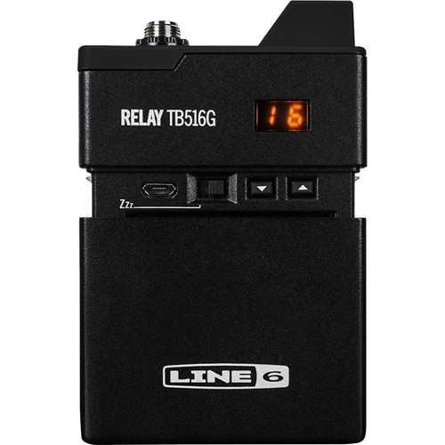 Line 6 TB516G Transmitter for Relay G70/75 Wireless Guitar Systems