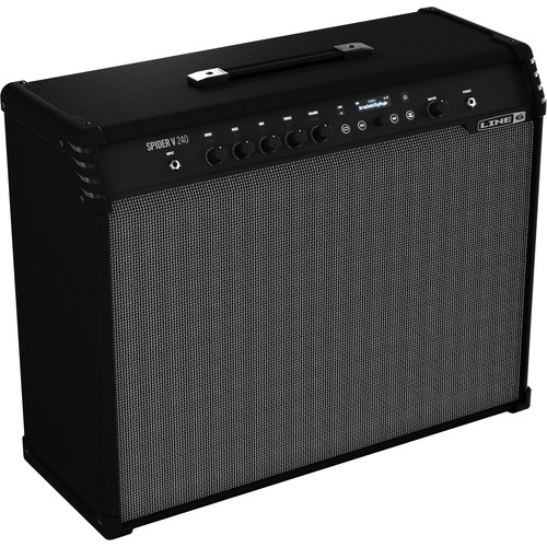 """Line 6 Spider V 240 2x12"""" Modeling Stereo Combo Amplifier for Electric Guitars"""