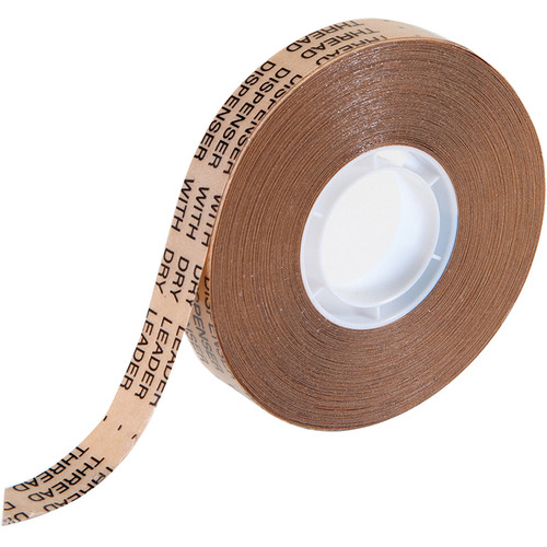 """Lineco Brown ATG Tape (1/2"""" x 36 yards, 12 Pack)"""