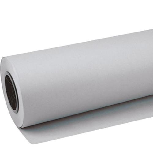 """Lineco Frame Backer Paper (Light Gray, 36"""" x 300' Roll)"""