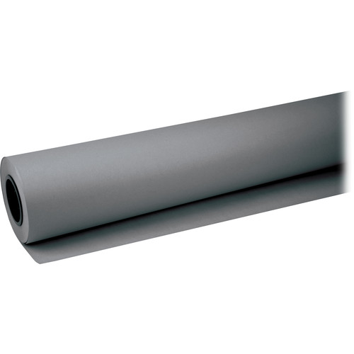 "University Products Frame Backer Paper (Charcoal Gray, 34"" x 300' Roll)"