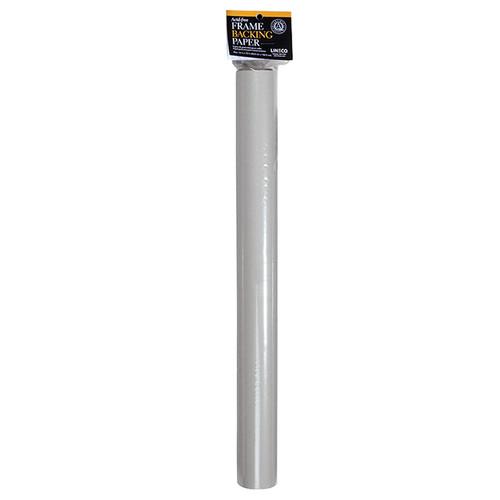 """Lineco Frame Backer Paper (Light Gray, 16 x 72"""" Roll)"""