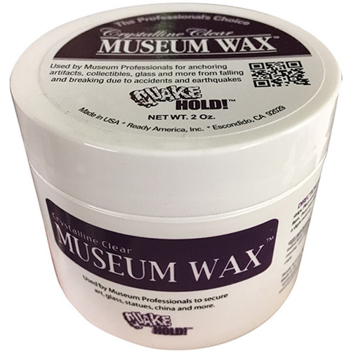 Lineco Museum Mounting Wax (2 oz)