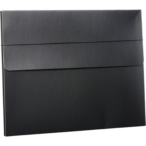 "University Products File & Photo Folio (11 x 14"", Black Onyx Matte)"