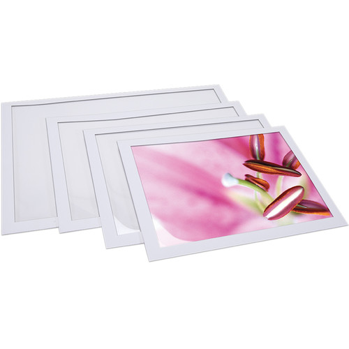 "Lineco White Window Envelope (3-Pack, 8.5x11"")"