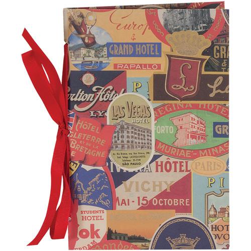 "Lineco Tibetan Books Kit (Set of 2, Travel Stickers Cover, 4.25 x 6.5"" & 5 x 7.5"")"