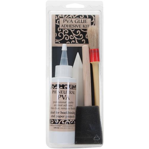 Lineco PVA Glue Bookbinding Kit