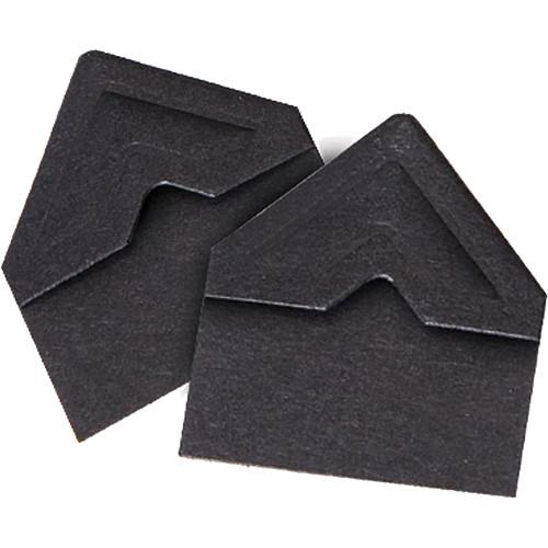 "University Products Self-Adhesive 0.5"" Photo Corners (Black, Pack of 252)"