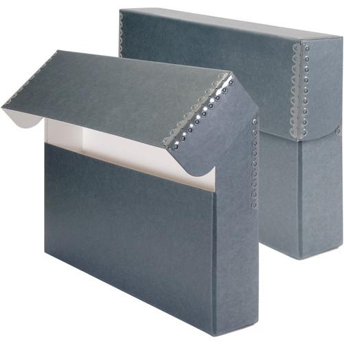 Lineco Legal Archival Document Storage Case (Blue/Gray)