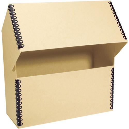 Lineco Letter Archival Document Storage Case (Tan)