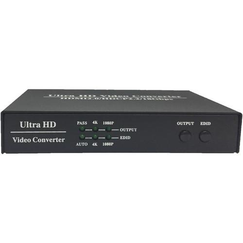 Link Bridge HDMI 2.0 Scaler between 1080p and 4K Resolutions
