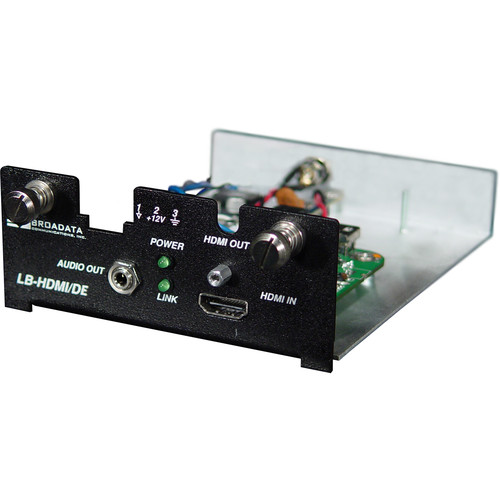 Link Bridge HDMI Audio De-Embedder for LB-CH Chassis