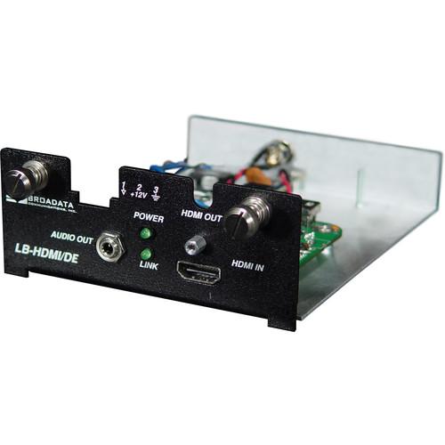 Link Bridge HDMI Audio De-Embedder