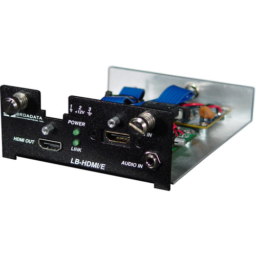 Link Bridge HDMI Audio Embedder for LB-CH Chassis