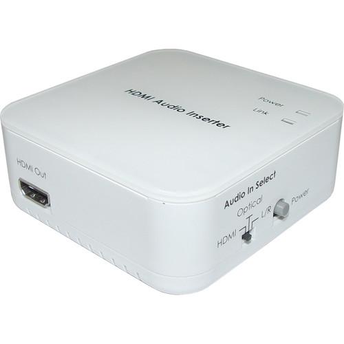 Link Bridge HDMI Audio Embedder