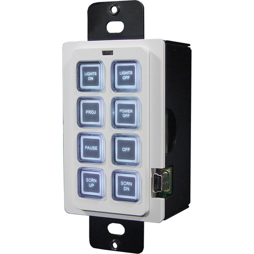 Link Bridge 8-Key Keypad with RS-232 Interface for LB-ICP Inline Control Processor