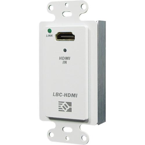 Link Bridge HDMI over HDBaseT Wall Plate Transmitter