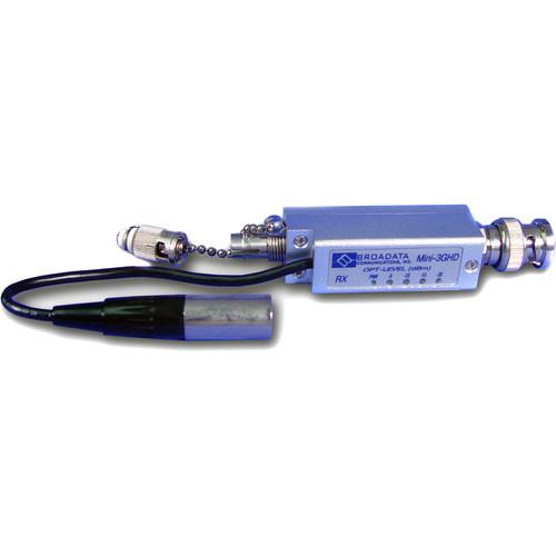 Link Bridge Mini-3GHD-TR Fiber Optic 3G-SDI Transmitter
