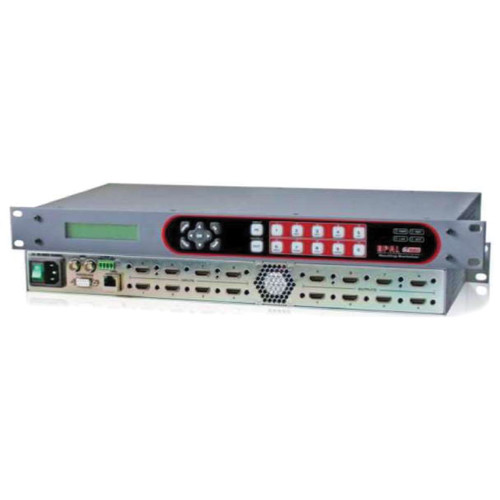 Link Electronics 16X8 3G-SDI ROUTER WITH EQ AND RECLOCK