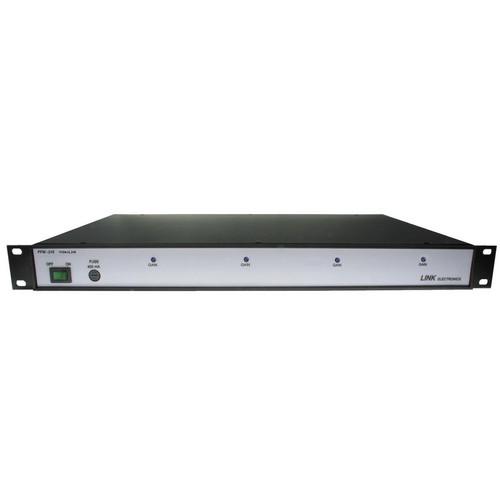 Link Electronics PFM-210SM 200 Series Mounting Frame Video DA's