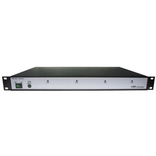 Link Electronics PFM-220SM 200 Series Mounting Frame Audio DA's
