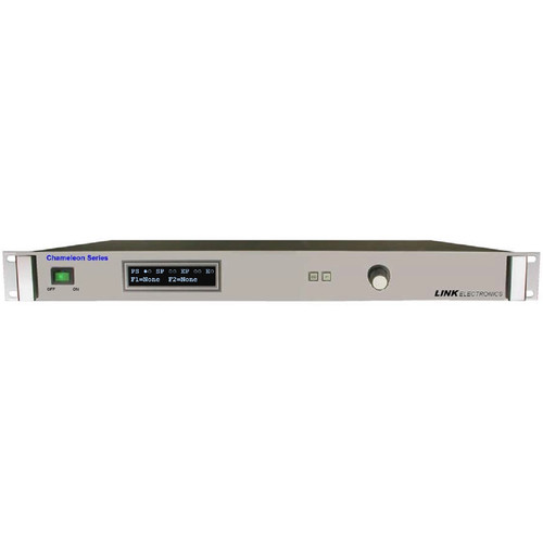 Link Electronics SCE-492/2PS 3GB/HD/SD-SDI Closed Caption Encoder with Two Power Supply