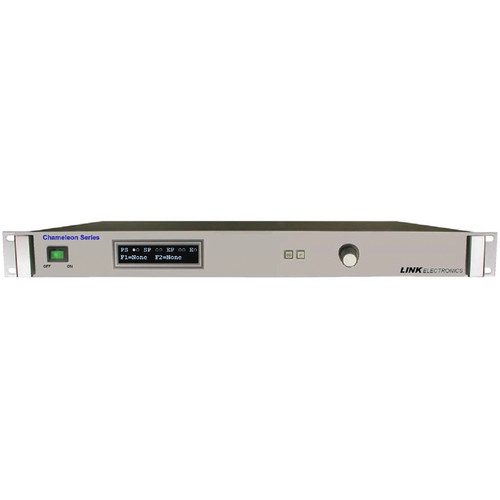 Link Electronics SCE-492 3G/HD/SD Closed Caption Encoder