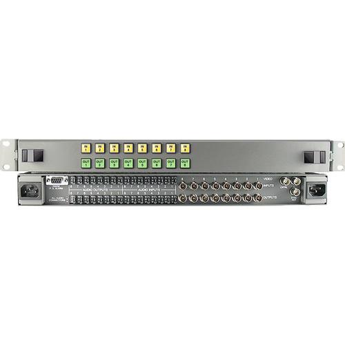 Link Electronics 16 x 16 HD/SDI Video Routing Switcher