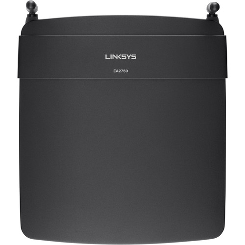 Linksys EA2750 Dual-Band Wireless-N600 Smart Wi-Fi Wireless Router