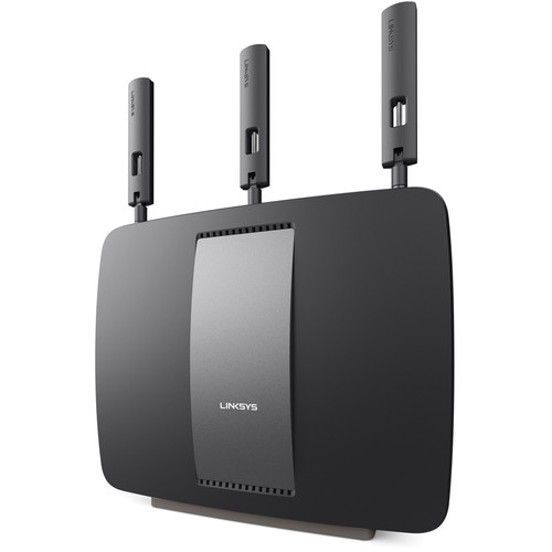 Linksys AC3200 Gigabit Wireless Router