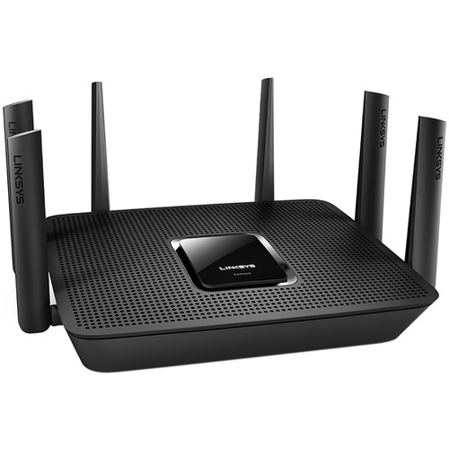 Linksys EA9300 Tri-Band Wireless-AC4000 MAX-STREAM MU-MIMO Gigabit Router
